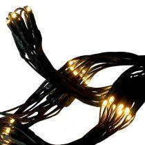 LED-lysnett 384 varmhvit 3m x3 m for utvendig