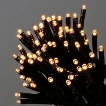 LED ris lys kjede varmhvit for utvendig 720 mm 54m