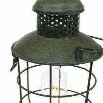 Dekorativ lampeskipslampe med LED Ø16cm H41cm