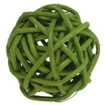 Lataball 3cm bleket grønn 72stk