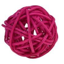 Lataball sortiment 3cm rosa / rosa / lilla 72stk