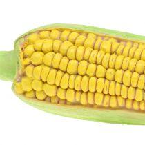 Maiskolbe kunstgrønnsaker 20cm