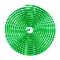 Metallskruetrådskrue eplegrønn 2mm 120cm 2stk