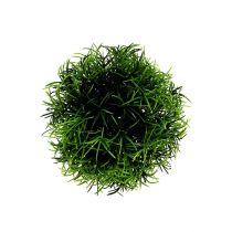 Mini gressball Ø12cm mørk grønn 1p