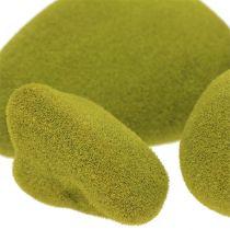 Mosestein blander grønn 5,5-13 cm 12stk