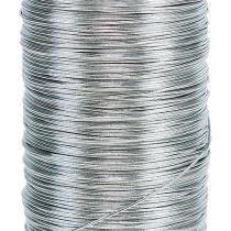 Myrtle wire sølvgalvanisert 0,37 mm 100g