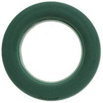 Floral skumring grønn kranseplugg størrelse Ø42cm 2stk