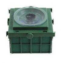 Blomsterskum automatisk plug-in størrelse grønn 11cm x 11cm x 9cm
