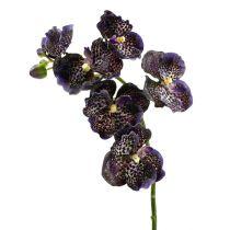 Orchid Vanda kunstig fiolett L 44cm