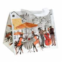Handlepose med håndtak Bella Vita plast 32 × 21 × 26cm