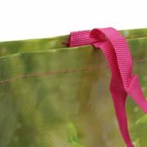 Handlepose med håndtak Lykke plast 38 × 10 × 40cm