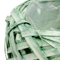 Planteskål grønn Ø20cm H9cm