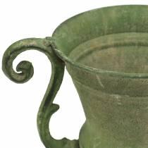 Koppskål grønn Ø11cm H19cm