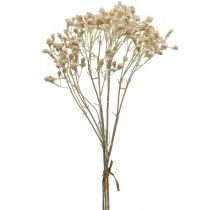 Kunstig babyens pustekrem Gypsophila 46cm haug med 3 stk