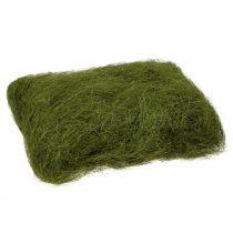 Sisal mosegrønn 250g
