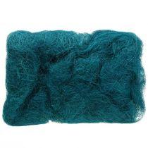 Sisal blågrønn 250g