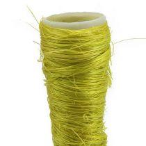 Sisalpose lysegrønn Ø1,5cm L15cm 20stk