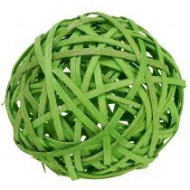 Chipball lysegrønn Ø8cm 4stk