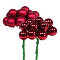 Speilbær 20mm rød 140p