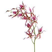 Edderkopp orkideer rosa-oransje 108cm 3stk