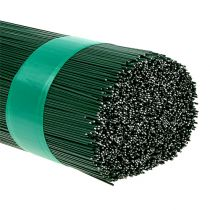 Pintle wire, blomstertråd, grønn 2,5 kg