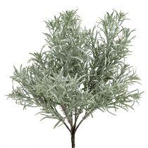 Steinsnittbusk med glitter 37cm