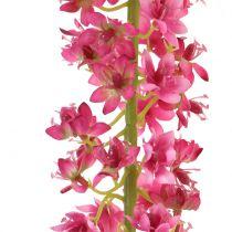 Steppelys ørkenhale rosa 106cm