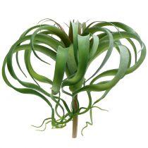 Kunstig Tillandsia å kle seg grønn 30cm