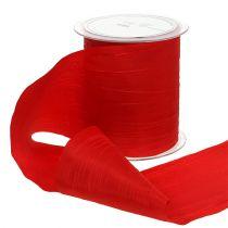 Bordhengsel rød krasj 100mm 15m
