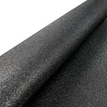 Borddekorasjon bordløper svart 50cm 3m
