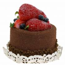Dekorativ kakesjokoladematreplika 7cm
