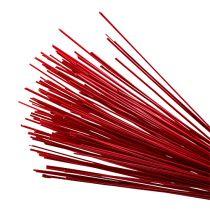 Tonkin rød 70cm - 80cm 150p.