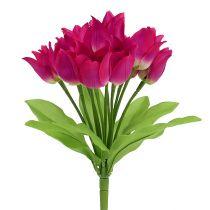Tulipanskrå Rosa L 30cm