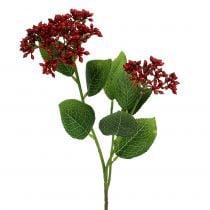 Bærgrein røde viburnumbær 54cm 4stk