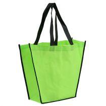Fleece bag grønn 38cm x 32cm 1p