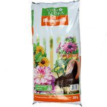 Villa Flora pottejord (20 liter)