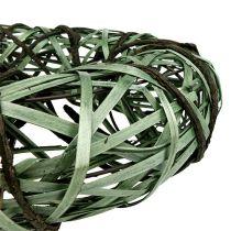 Pilkrans medium grønn Ø33cm