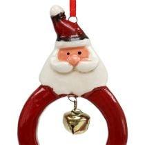 Julefigurer 8cm - 10cm for å henge 3stk