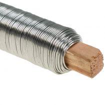 Vikletråd håndverkstråd rustfritt stål 0,65 mm 100 g
