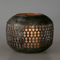 Lantern Orient antikk utseende Ø18cm H14cm