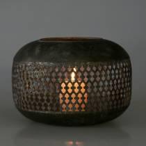 Lantern Orient Antik Ø25cm H18cm