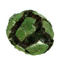 Cypress kongler 3cm grønn 500g