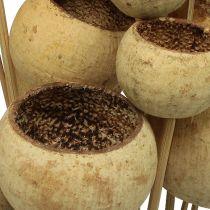 Bell Cup -blanding på en pinne naturlig 15 stk