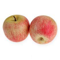 Dekorative epler Cox 8cm 12stk