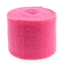 Filtbånd rosa 15cm 5m
