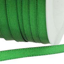 Gave- og dekorasjonsbånd 6mm x 50m mørkegrønn