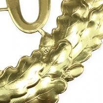 Jubileum nummer 70 i gull Ø40cm