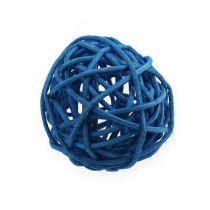 Rottingkule lyseblå, blå, mørkeblå 30stk.