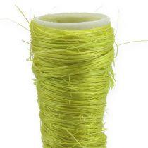 Sisal-trakt lysegrønn Ø3cm L30cm 12stk