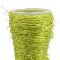 Sisalpose lysegrønn Ø4,5cm L60cm 5stk